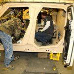 M-ATV production