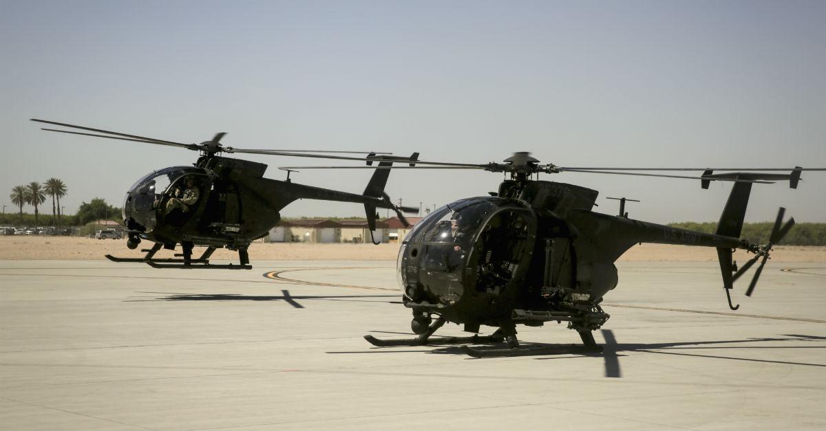 MH-6X Little Bird