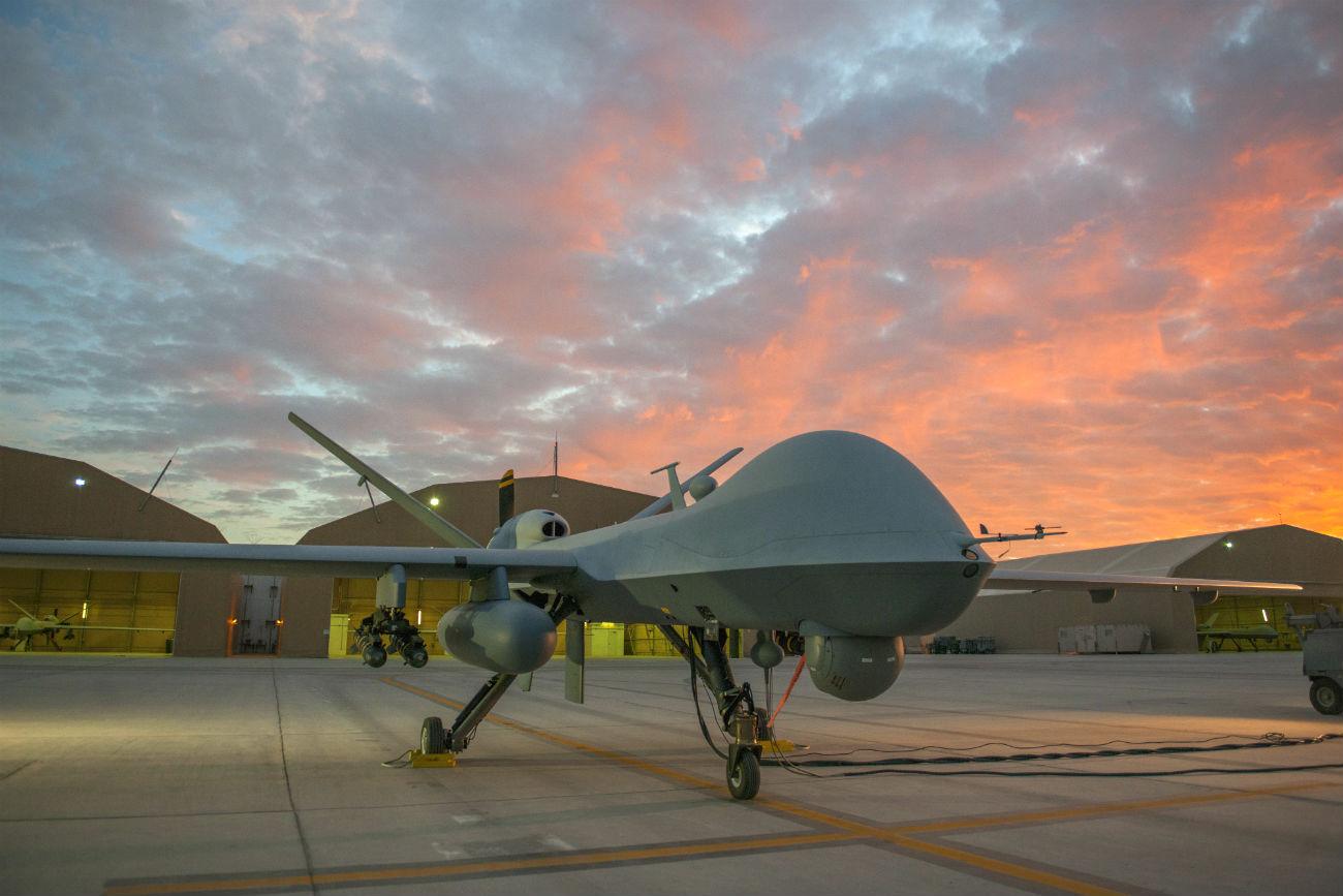MQ 9 Reaper UAV Images