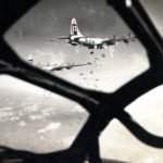 Boeing B-29 View from Cockpit