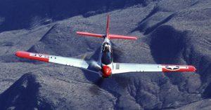 WWII Era P-51 Mustang