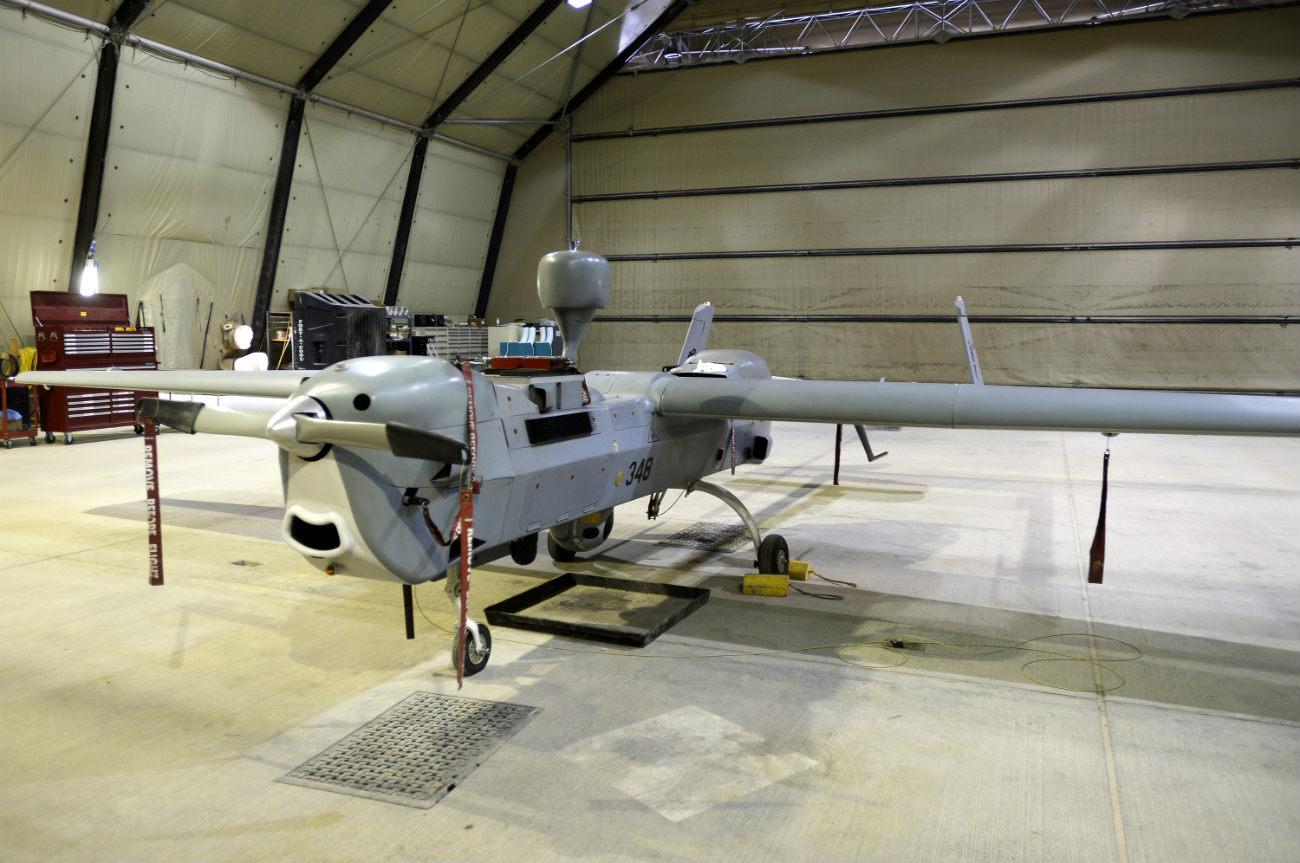 UAV MQ5-B