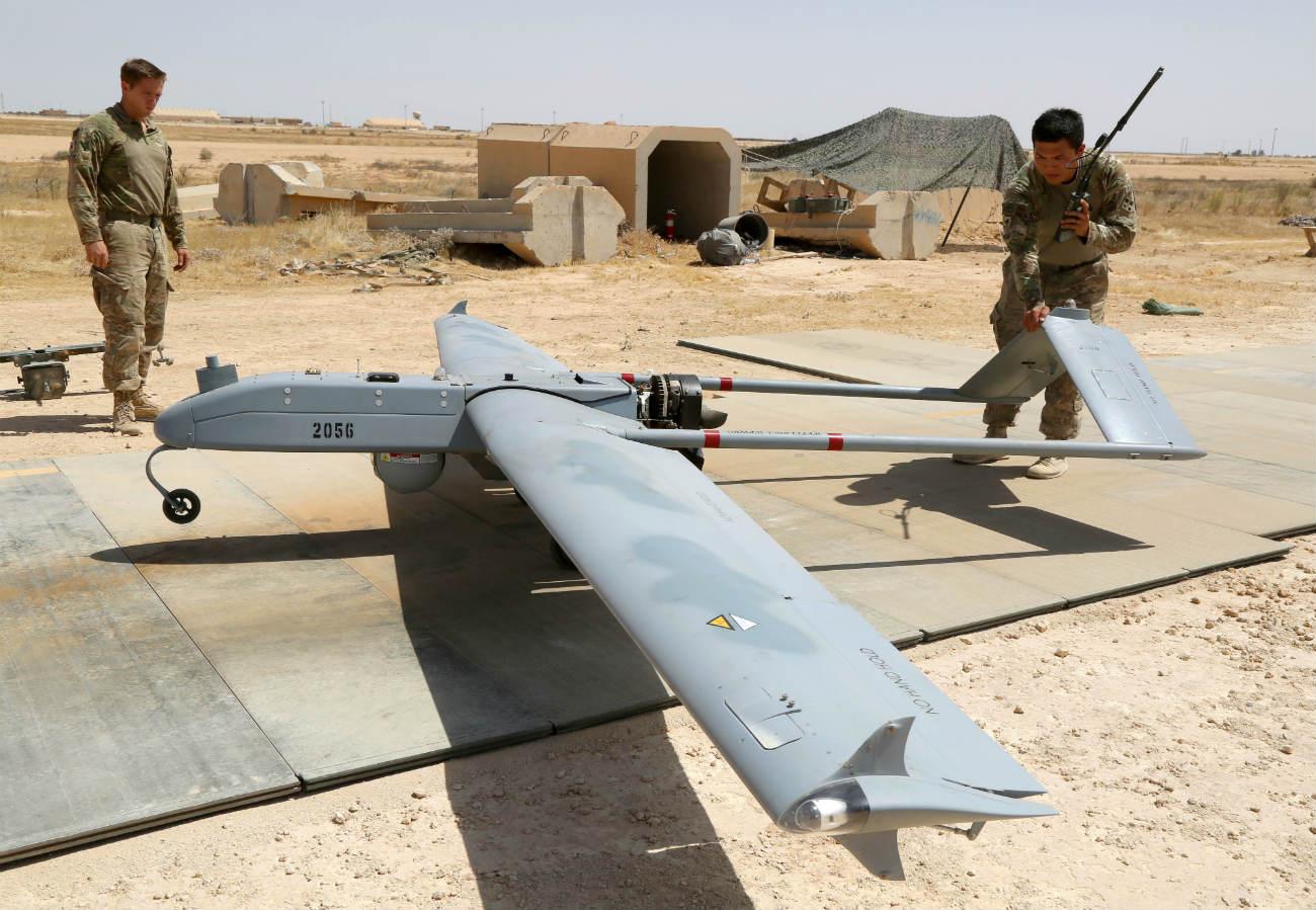 UAV RQ-7