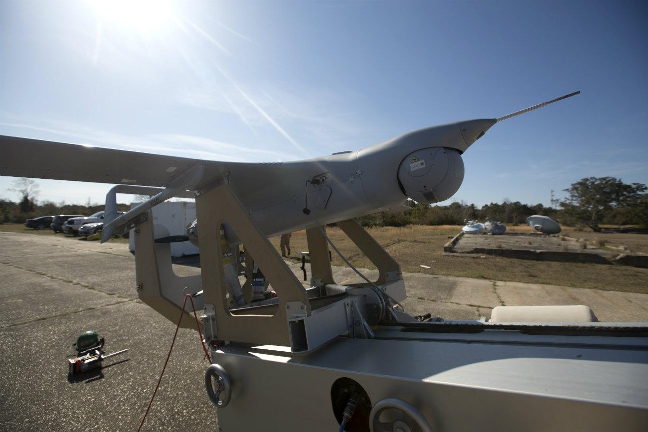 UAV UMU Launcher