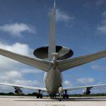 E3 Sentry Aircraft AWACS