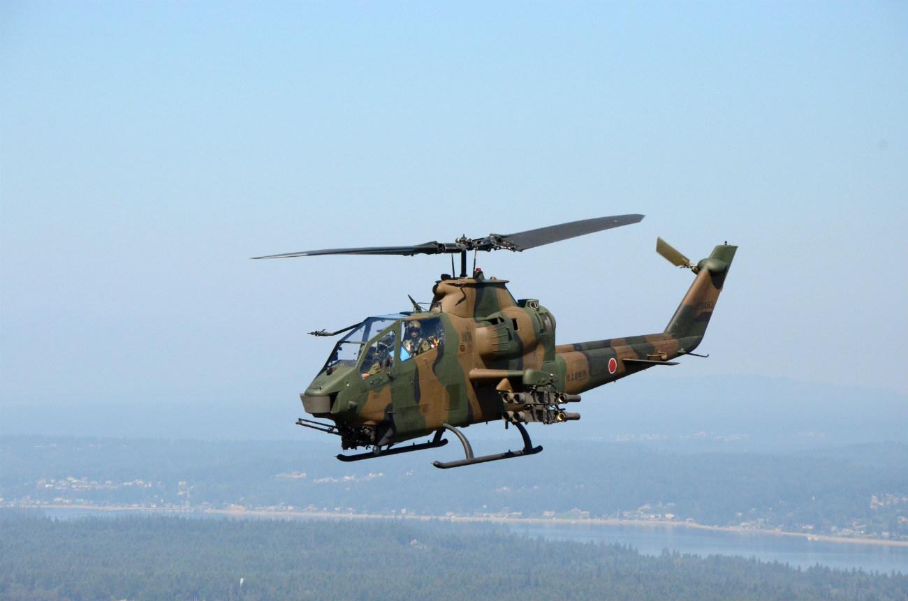 AH-1 Cobra Camo