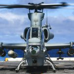AH-1 Parked carrier