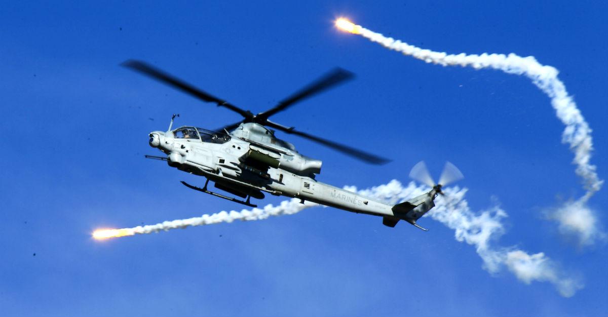 AH-1Z Viper MAWTS-1