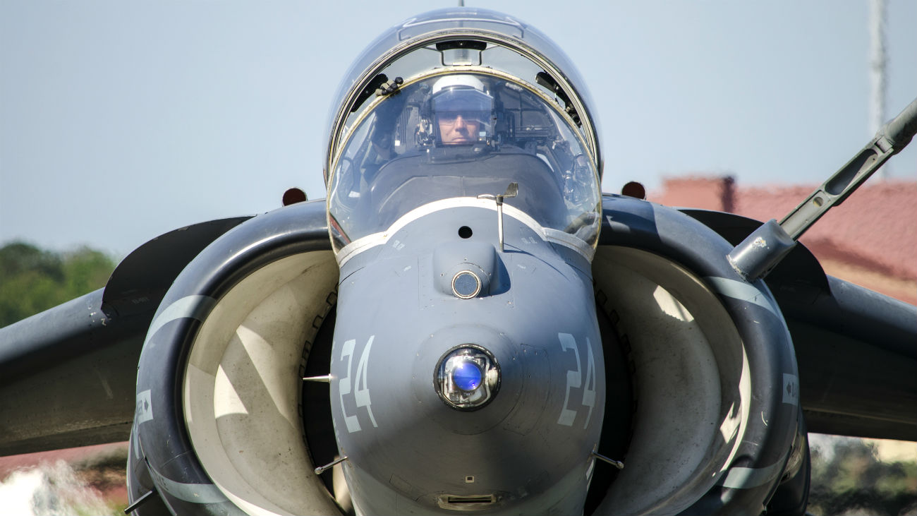 AV-8b Harrier Images Pilot