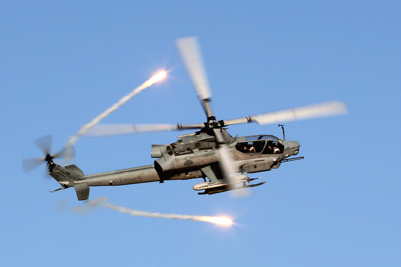 Ah-1 Cobra rockets