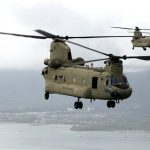 Ch47 Chinook Helicopter