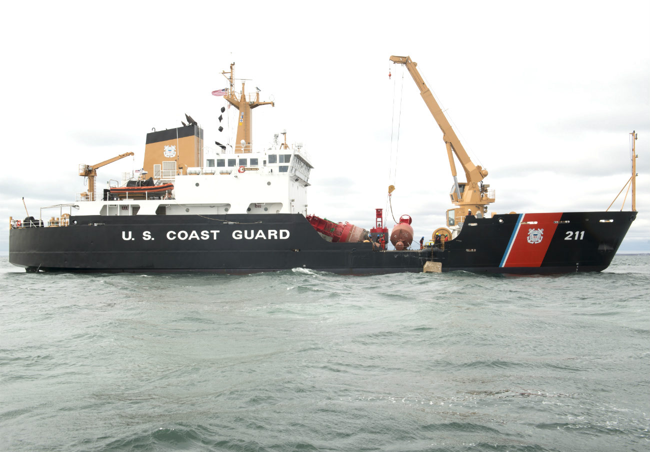 US Coast Guard Images Cutter Oak