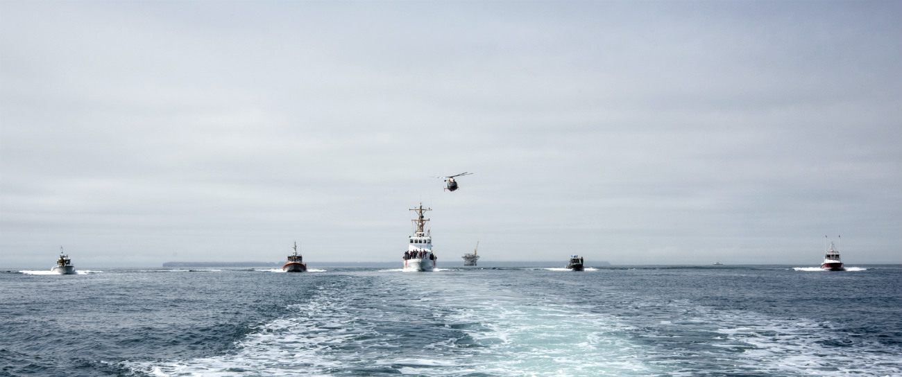 Coast Guard Vehicles