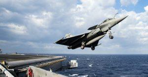 Dassault Rafale Aircraft Carrier
