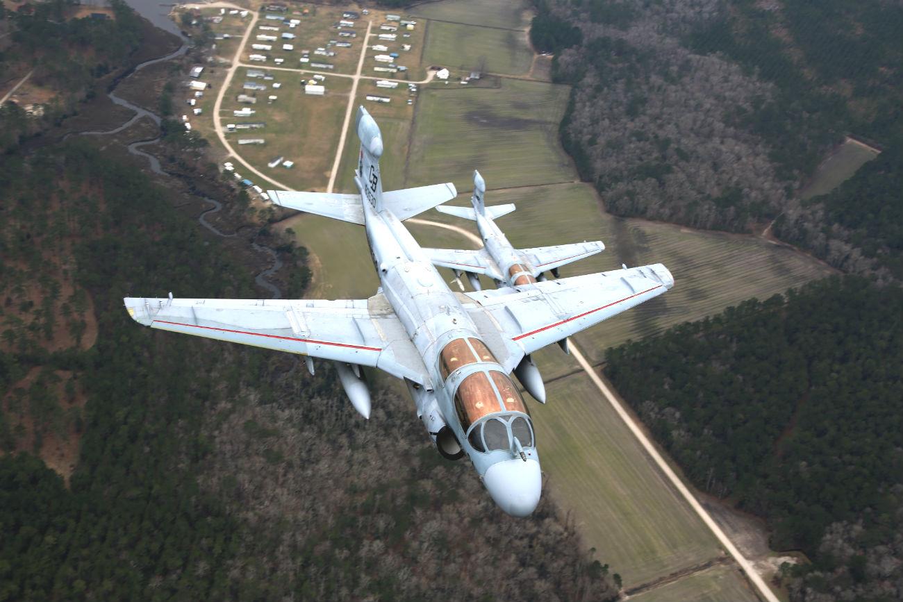 EA-6b Prowler Images Aircraft