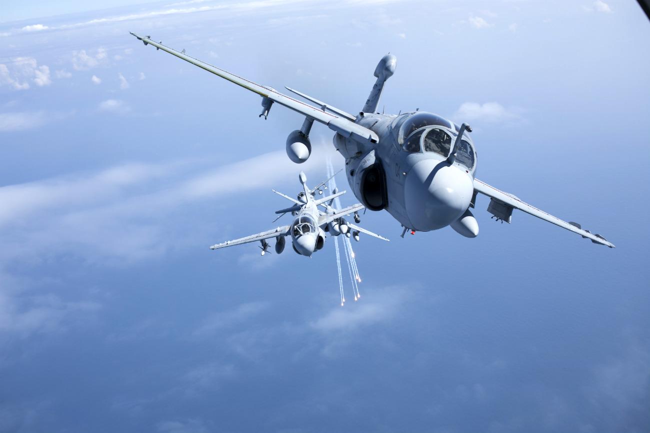 EA-6b Prowler squadron