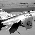 F-100 Rear View