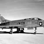 F-100 Super Sabre Desert