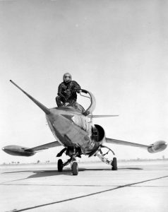 F-104 Starfighter Test Pilot