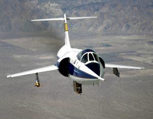 F-104 Carries NASA Flight Instrument