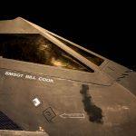 F-117 Nighthawk SMSGT Bill Cook