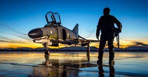 F-4 Phantom II Pilot Vietnam