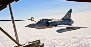 French Dassault Mirage 2000-5