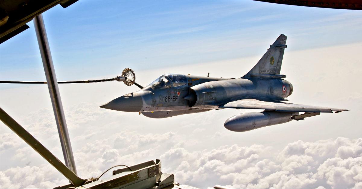 French Dassault Mirage 2000 D/N | Military Machine