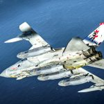 GR4 Tornado with Munitions