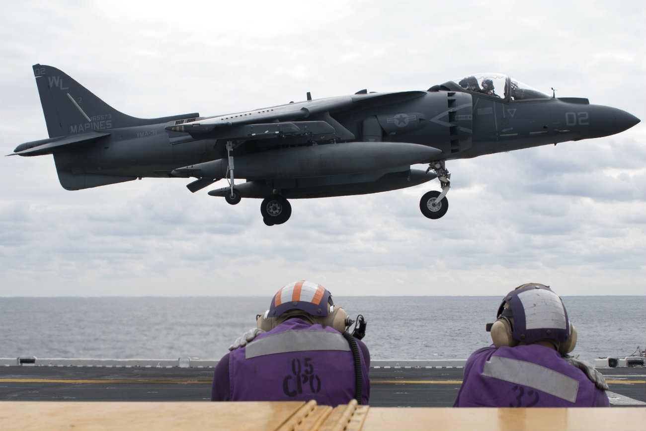 Av-8b Harrier images Fight Jet Take off carrier