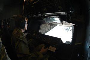 KC-10 Fuel operator