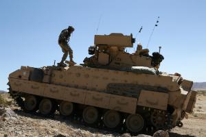 M3 Bradley Fighting Vehicle