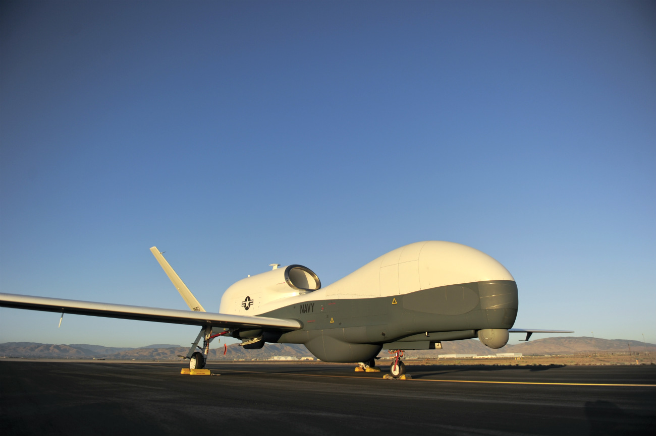 RQ-4 Images Global Hawk Navy