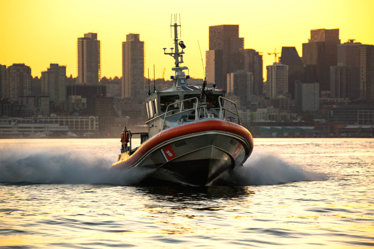 Response Boat Coast Guard
