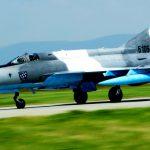 Romanian MiG-21