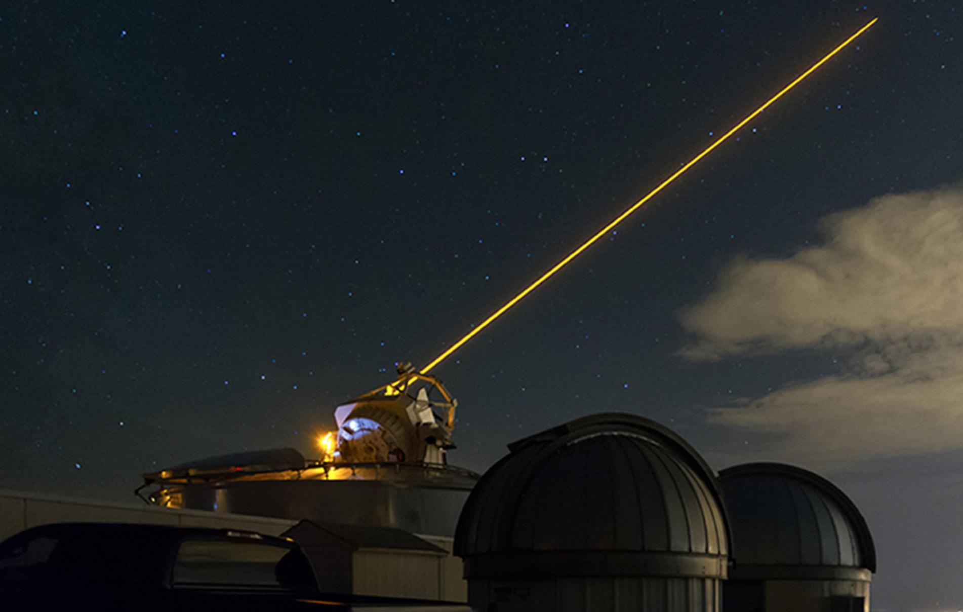 Boeing Laser Avenger
