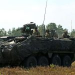 Stryker Armored Fighting Vehicle