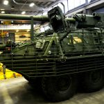 Stryker Armored Vehicle General Dynamics