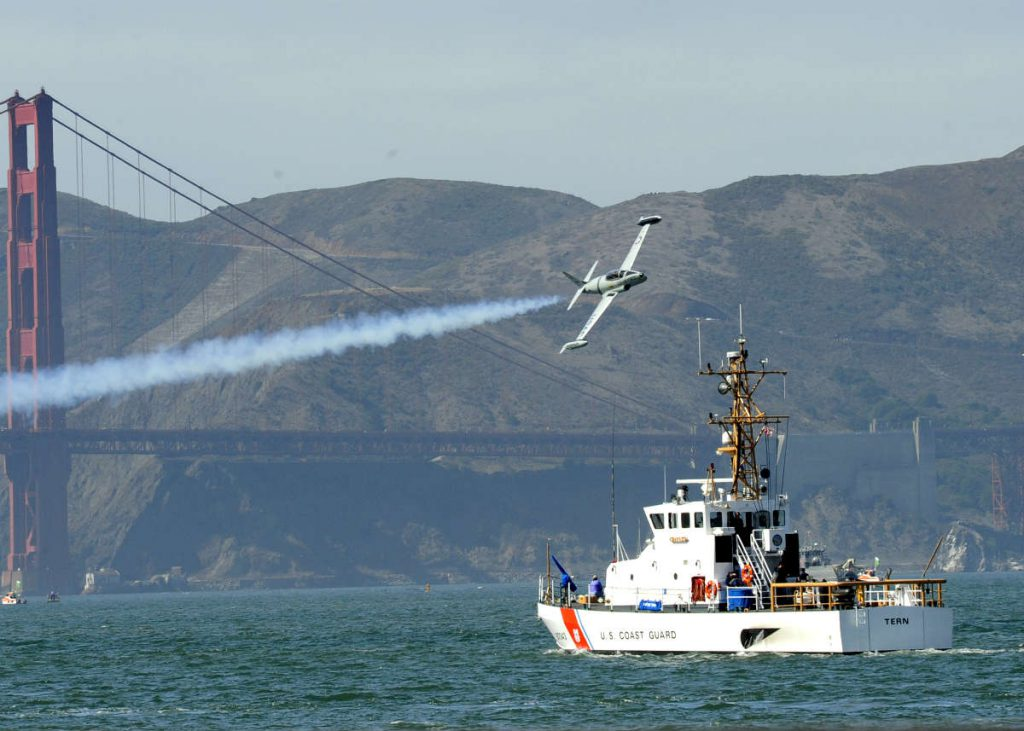T-33 Shooting Star specifications Fleet Week