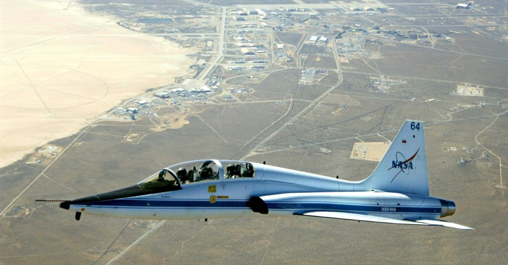 T-38 Talon NASA