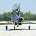 T38 Talon Hatches open