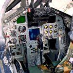 Panavia Tornado Front Cockpit