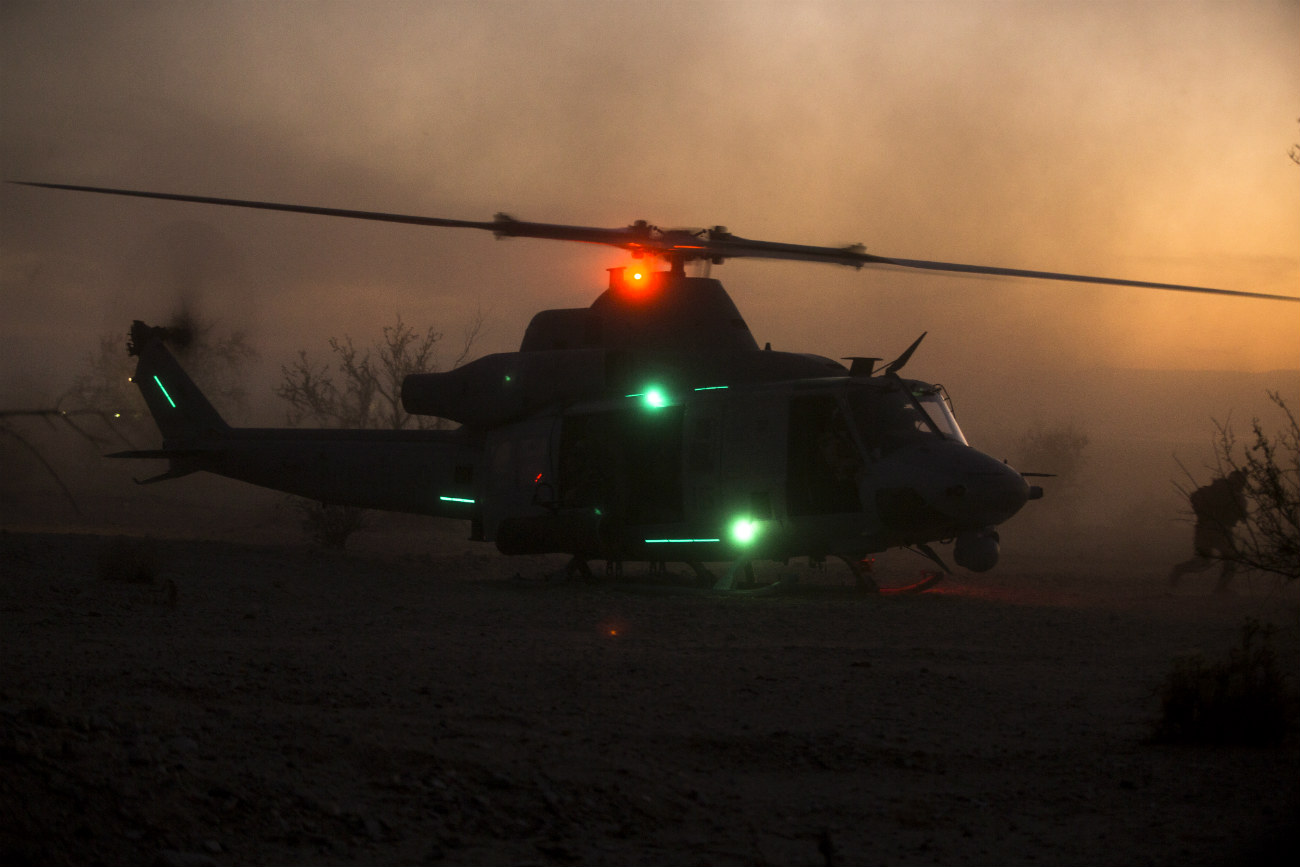 UH-1 Helicopter Lights