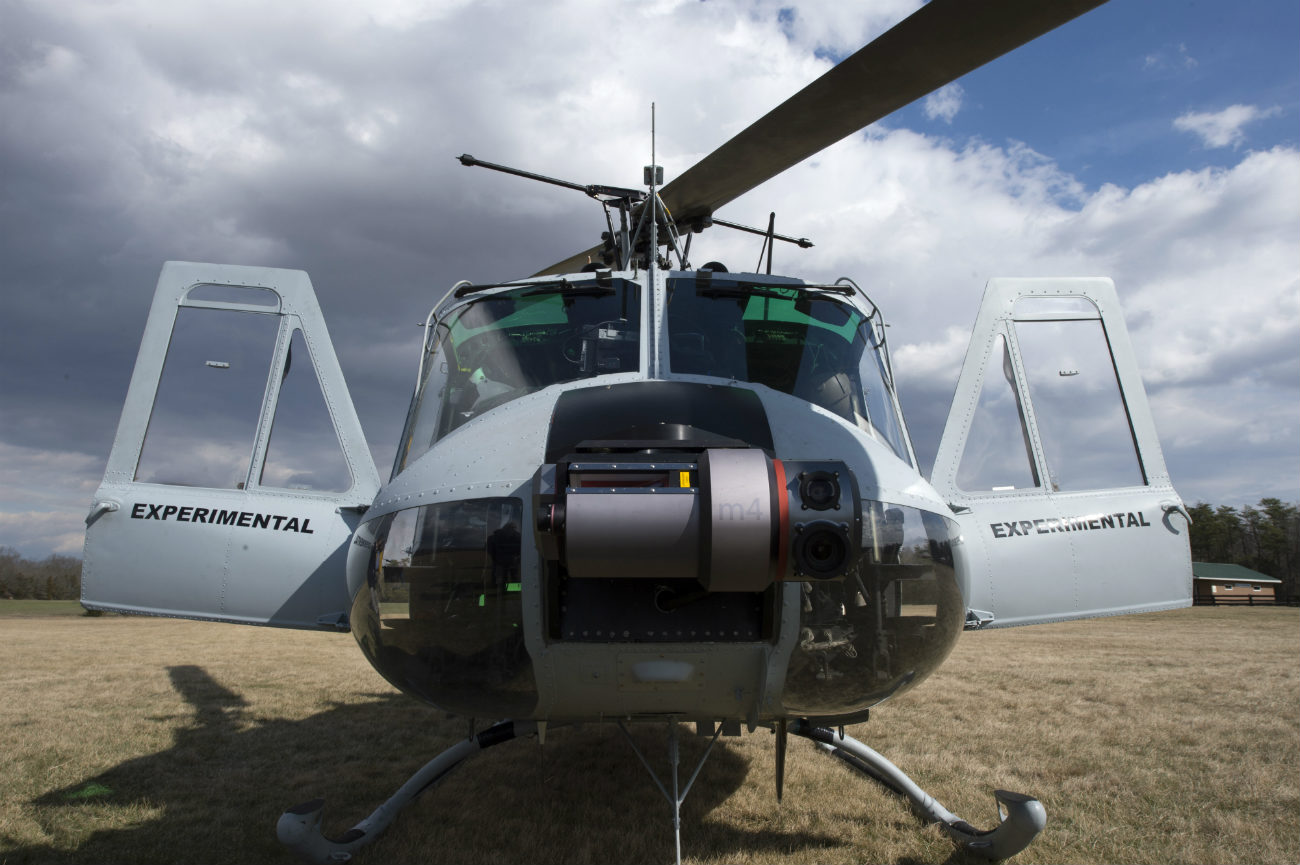 UH-1 huey Front add on