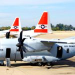 US Coast Guard C-27J Spartan on Runway