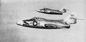 US Navy F9F Panther Prototypes