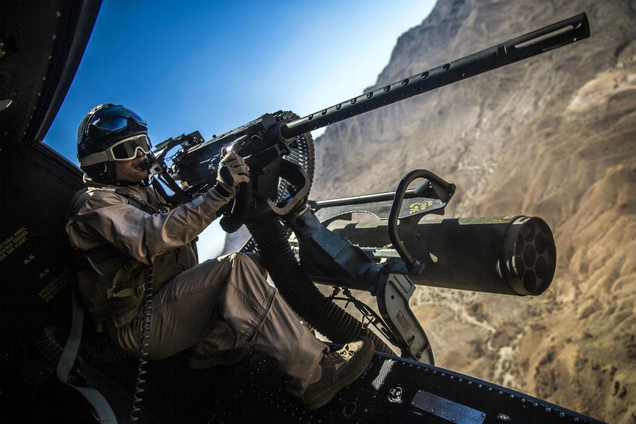 Bell Uh-1 Images Huey Machine Gun