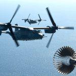 V-22 Osprey Refueling
