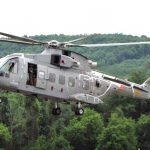 VH-71 Kestrel flight testing
