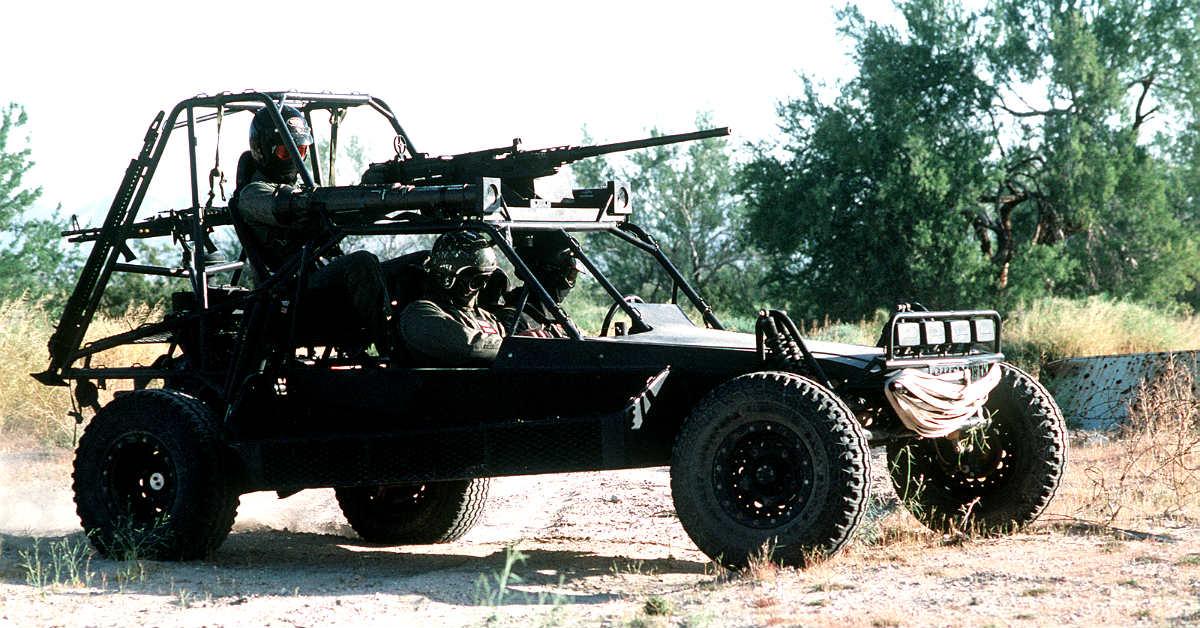 Navy Seals DPV | Military Machine